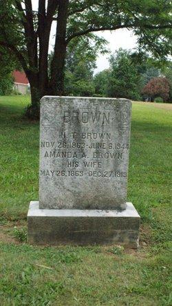 Amanda A. Brown