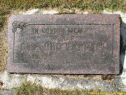 Clifford Alonzo Red Farwell