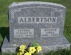 Anna Albertson