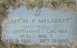 Clinton Melarkey