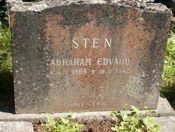 Abraham Edvard Sten