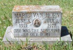 Martha Marie VanHorn