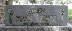 Ollie G. Allen