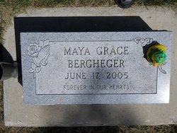Maya Grace Bergheger