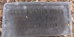 Lucy <i>Lasater</i> Terry