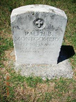Ralph B. Montgomery