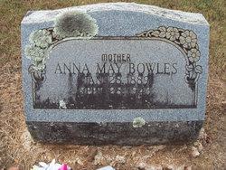 Anna May Bowles