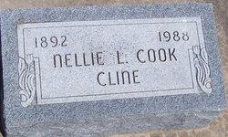 Nellie Louisa <i>Cook</i> Cline