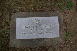 Harry Ernest Dudley