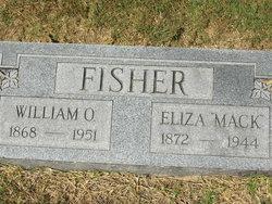 Eliza Mack <i>Lee</i> Fisher