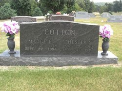 Chester Shelby Cotton
