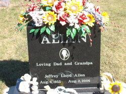 Jeffery Lloyd Allen