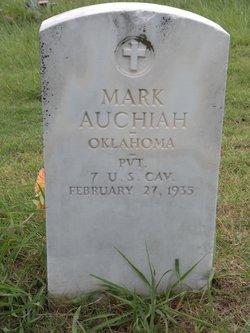 Mark Auchiah