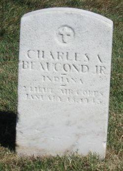 Lieut Charles Andrew Beaucond, Jr
