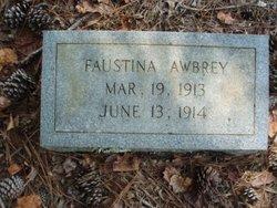 Faustina Awbrey