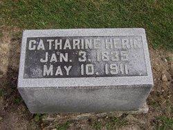 Catharine Herin