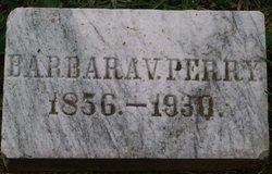Barbara V. <i>Izer</i> Perry