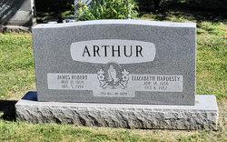 Elizabeth <i>Hardesty</i> Arthur