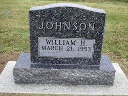 William Henry Bill Johnson