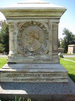 Joanna <i>Hudson</i> Baldwin