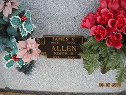 James Vestal Red Allen