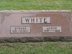 Syrena <i>Webster</i> White