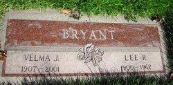 Velma J Bryant