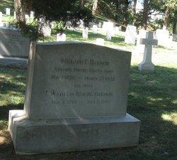 Col Millard Fillmore Harmon, Sr