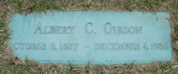 Albert C Gibson