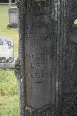 James Marion Grigsby