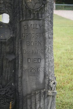 Emily <i>Campbell</i> Grigsby