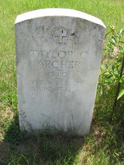 Taylor C. Archer