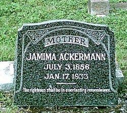 Jamima <i>Dailey</i> Ackermann