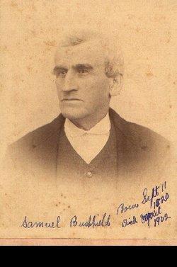 Samuel May Bushfield