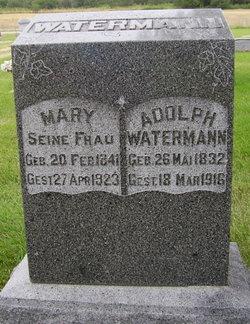 Adolph Watermann