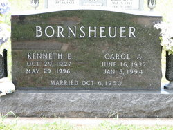 Kenneth Earl Bornsheuer