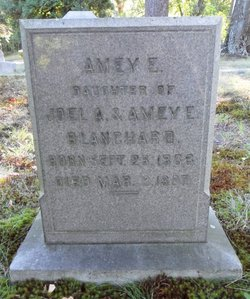 Amey E Blanchard