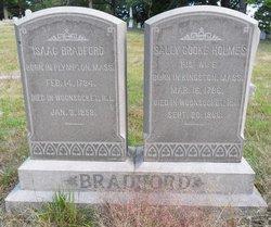 Sally Cooke <i>Holmes</i> Bradford