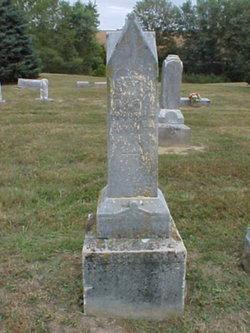 Clara E. <i>Hall</i> Buchanan