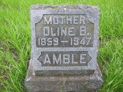 Oline <i>Olsen</i> Amble