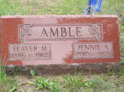 Seaver M. Amble