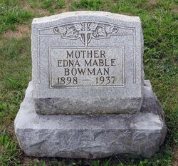 Edna Mable Bowman