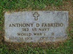 Anthony Domenic Fabrizio