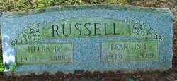 Francis E Russell