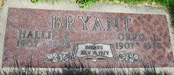 Orvil L Bryant
