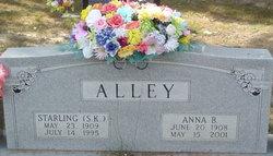 Anna Lee <i>Burton</i> Alley