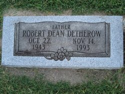 Robert Dean Detherow