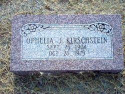 Ophelia Josephine <i>Majors</i> Kirschstein