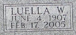 Luella Jane (Mager) <i>Wilson</i> Funk