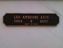 Leo Ambrose Akin